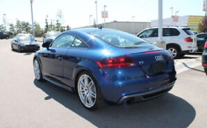 2011 Audi TT S-Line Coupe, blue, used
