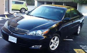 2003 Toyota Camry - Low Milage - Excellent condition