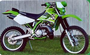 RECHERCHE KDX 200 / KDX 220
