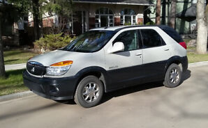 "Buick Rendezvous ""Low Mileage Edition"""