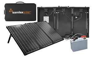 135W Portable Solar Charging Kit w/ Charge Controller ~ SPECIAL~ Edmonton Edmonton Area image 1