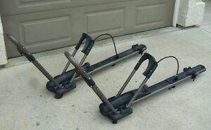 Yakima High Roller Rooftop bike racks (Have 2)