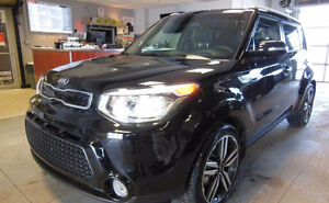 2015 Kia Soul SX Luxury Hatchback - Lease Takeover
