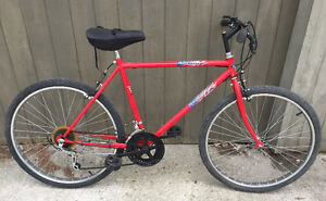 "Mountain Tour Road Runner 12 Speed 26"" Wheels 20"" Frame"