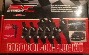 MSD Ignition Street Fire Ignition Coils