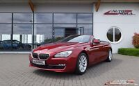 BMW 640d xDrive Cabrio SurroundView HUD Standheizung