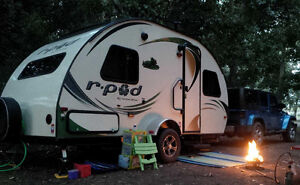 Rpod R-pod Forrest River 177 Model like new lightweight mini tra