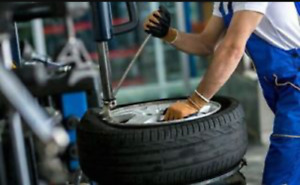 I am offering tire change and balance evenings and weekends