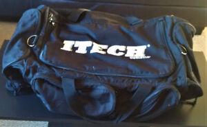 "Used, 'Itech Corintia"" Hockey Bag F/S"
