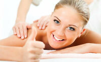 Massage time after snow, Holiday promotion in Brampton !