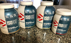 Dymatize ISO-100 Protein Powder For Sale!