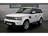2011 Land Rover Range Rover Sport 3.0 TDV6 HSE luxury Command Shift with 5 d...