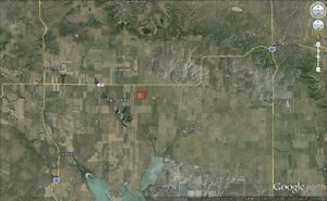 SCOUT LAKE FEED LOT RM OF WILLOW BUNCH #42 FOR SALE Regina Regina Area image 2