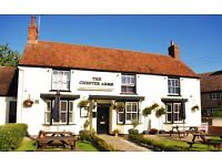 Chef de Partie/ commis required for fresh food country pub