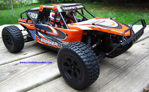 New  RC Trophy Truck  Electric 4WD 2.4G City of Toronto Toronto (GTA) image 4