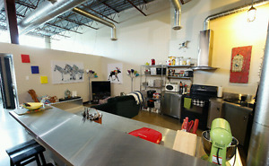 Come see our Modern Industrial Lofts!