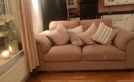 John Lewis Luxury sofa
