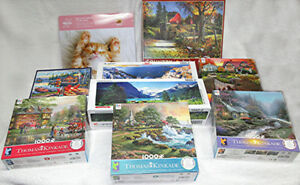 9 JIG SAW PUZZLES
