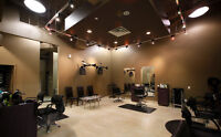 Experienced Hairstylists Wanted.
