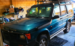 Land rover Discovery TD5 1999