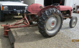 Tractor for sale, 1948 Ferguson