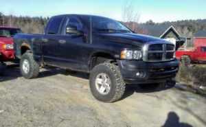 looking for a 2002-2008 dodge ram short box