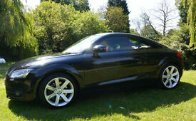 2006 (56) AUDI TT COUPE 3.2 V6 MANUAL PETROL QUATTRO WARRANTIED LOW MILEAGE FSH