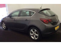 2011 VAUXHALL ASTRA 1.7 CDTI SRI GOOD / BAD CREDIT CAR FINANCE AVAILABLE
