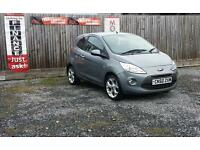 Ford Ka 1.2 Titanium 2010 **£30 Road Tax**