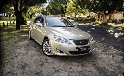 2007 Lexus IS SPORTS LUXURY Welshpool Canning Area Preview