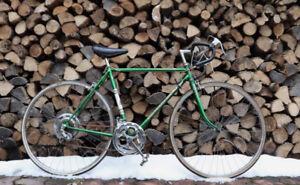 Vélo de route, bicyclette, Peugeot Record du monde 54 cm
