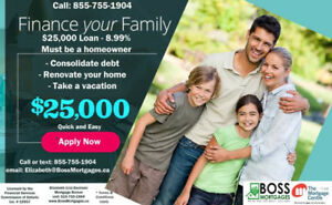 Up to $25,000 Cash for Homeowners - Quick & Easy Application