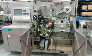 DVD PACKAGING MACHINE