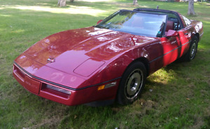 1984 Corvette...*** PRICE DROP*** Needs a new home