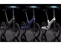 Gocycle G3 Folding electric bike