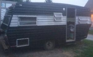 18ft Camper Trailer