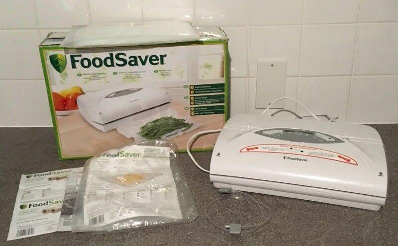 FoodSaver – White