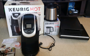 Keurig Hot 2.0 K200 Plus Series and More!