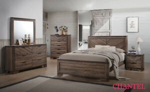 FACTORY DIRECT BEDROOM SETS