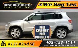 2011 Volkswagen Tiguan highline 4motion - CASH BACK !!!