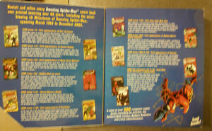 40 Years of the Amazing Spiderman 11 Cd-ROM Kitchener / Waterloo Kitchener Area image 1