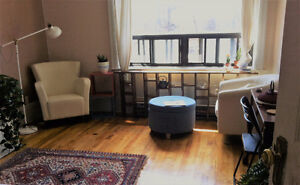 Parc & Bernard- July & August- TWO rooms available!