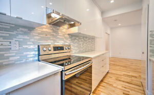 Stunning, Fully Equipped, Monkland 4 1/2 ( One Bedroom)