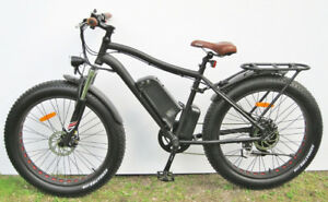 New Fat Ebike   all-season use -  fully loaded - free delivery