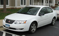 2005 Saturn ION 4 dr Sedan