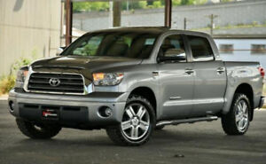 2008 Toyota Tundra Limited 4WD Short Bed