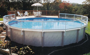 Premium Above Ground Pool Fence for sale