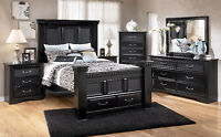 BED ROOM SET and SOFA