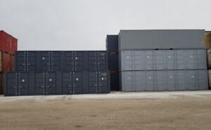 40 Side doors Shipping & Storage container ( Sea-Cans) for sale