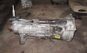 5 Speed BMW 325XI transmission and transfer case